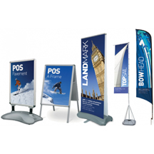 Banner Stands - Tees N More