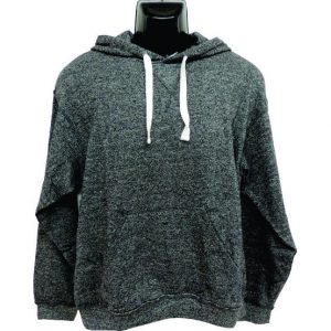 Xcel-TNM-275R Grey (Reversible Hooded Sweatshirt)