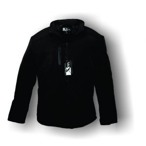 Xcel TNM-240 Black (Softshell Jacket)