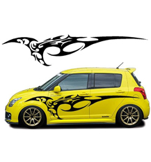 Car Decals and Custom Stickers - Tees N More