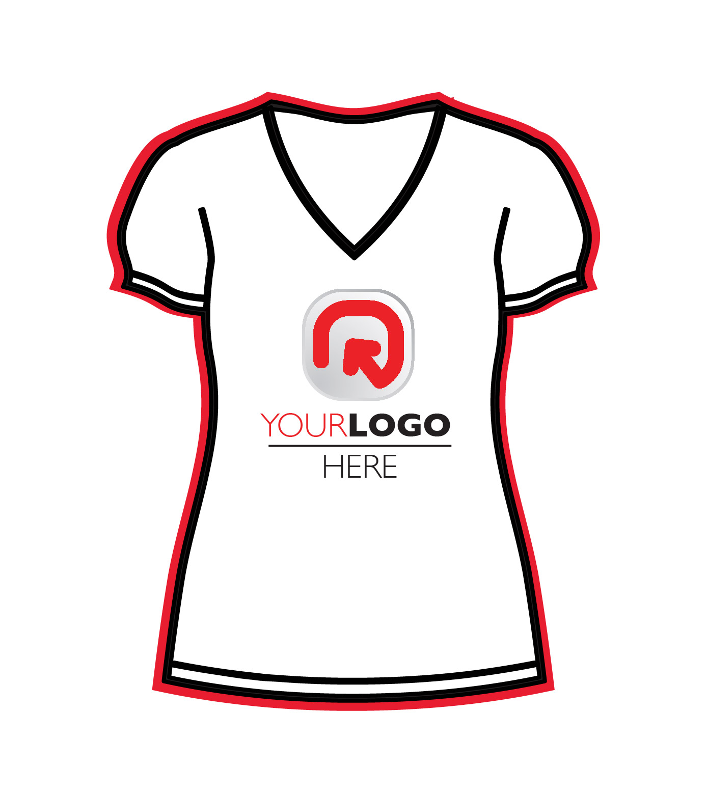 Ladies Custom T-shirt