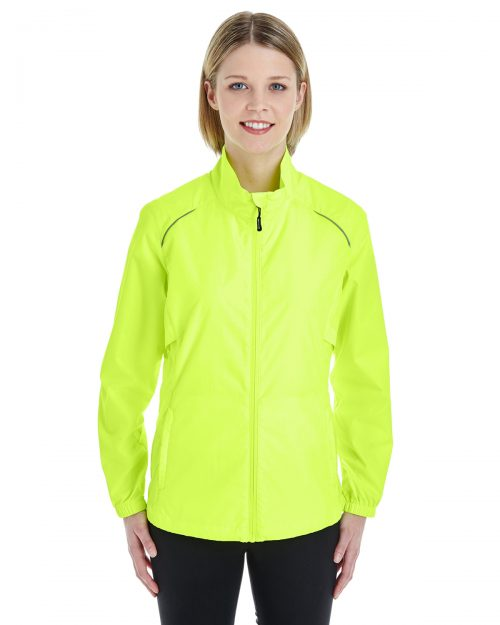 CORE LADIES MOTIVATE UNLINED LIGHTWEIGHT JACKET