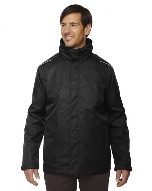 CORE REGION 3-IN-1 JACKET WITH FLEECE LINER