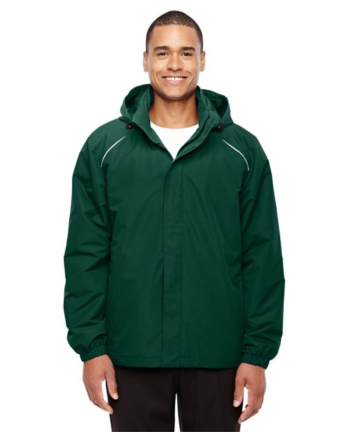 FLEECE-LINED ALL SEASON JACKET