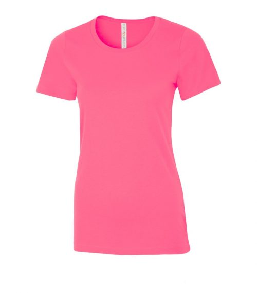 ATC™ EUROSPUN® RING SPUN LADIES' TEE