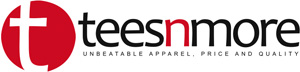 Tees N More Logo